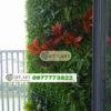 ốp cỏ ban công nhân tạo