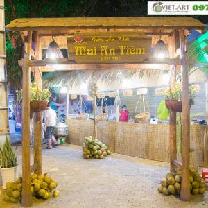 cổng chợ quê giá rẻ